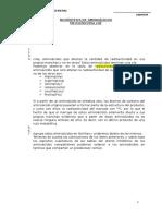 Informe de Bioquimica Seminario 4, 5, 7 y 8