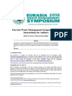 EurAsia Waste Management Symposium_Template
