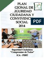 Plan Regional Seguridad Ciudadana