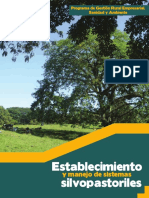 Manual Sistemas Silvopastporil CRS USDA CIAT 2015