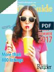 River Cities' Reader 2017 Spring + Summer Dining Guide