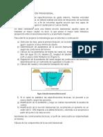 Diseño de La Sección Transversal