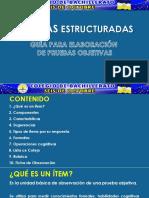 PRUEBAS ESTRUCTURADAS