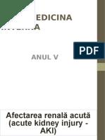 Curs Leziune Renala Acuta (AKI) Si Boala Renala Cronica [Autosaved]