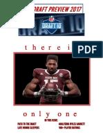 Draft IQ NFL Draft Magazine 2017