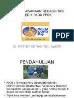 Copd - (Dr. Retno s., Sp.kfr)