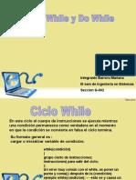 Programacion While y Do While