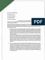 Jubilados - Carta de las clinicas privadas al PAMI