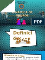 Dinamica de Grupo, Expo