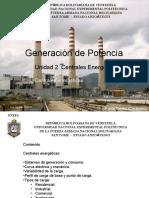 Clases Generacion de potencias 8vo semestre de mecanica