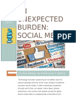 an unexpected burden revision designed