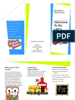publisher brochure