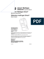 Orion Manual