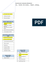 student-teacher class evaluation  1