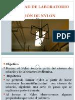 Formación de NYLON