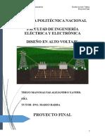 Diseño de Puesta a Tierra de Una Subestación de Energía Eléctrica.
