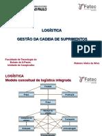 Logística e Supply Chain Management Introdução Fev 2016