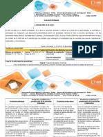 Guía de Actividades y Rúbrica de Evaluación - Fase 4. Proponer Modelos y Técnicas SERVICIO AL CLIENTE