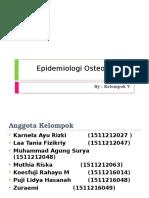 Ppt Epidemiologi Osteoporosis Klp 5