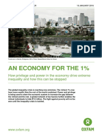 Economic inequality_OXFAM report.pdf