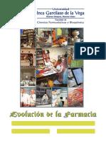 _Evolucion de La Farmacia UIGV