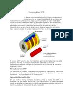 Sensor Análogo LVTD