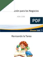 Ad Para Los Negocios C6S6 2017