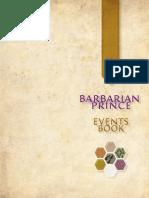 BP2 Eventsbook Double