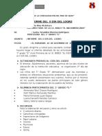 Informe Del Dia Del Logro 2