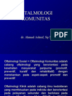 OFTALMOLOGI SOSIAL