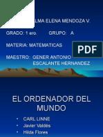 EL ORDENADOR DEL MUNDO