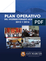 Plan Operativo VRAC