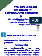 TERAPIA DEL DOLOR CON AINES Y ANTICONVULSIVANTES.ppt