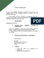 Carta de Conciliacion