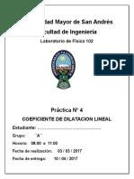 Lab 102 Fis Dilatacion Lineal 1