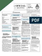 Boletin Oficial 21-07-10 - Tercera Seccion