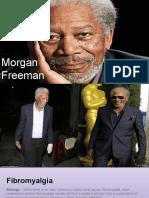 morgan freeman  fibromyalgia