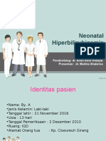 Portofolio Neonatal Hiperbilirubinemia Muti Fix