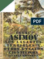 Asimov Loslagartosterriblesyotrosensayoscientíficos