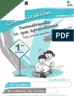 Prueba Comunicacion 1er Periodo c2