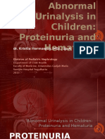 Abnormal Urinalysis Children-tadulako2015