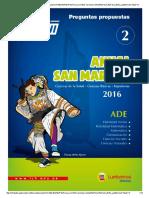 Aduni Aritmetica 2016 2 Temas