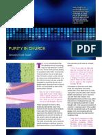 Purity in Church