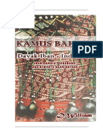 Kamus Bahasa Dayak Iban Indonesia