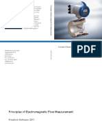KROHNe Principles of Electromagnetic Flow Measurement