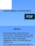 Significance of Media