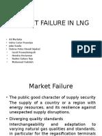 Market Failure in Lng