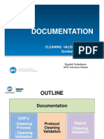 Session 8. Documentation