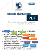 Social Marketing in practice