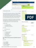 Oracle Apps Blog - Tricks & Scripts ..